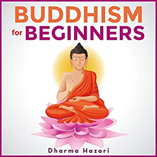 Buddhism for Beginners Without Beliefs cover art