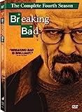 Season 4 DVD of Breaking Bad