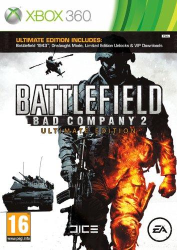 Battlefield Bad Company 2 - Ultimate Edition (Xbox 360) [importación inglesa]