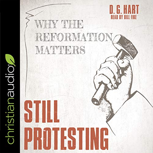Still Protesting audiobook cover art