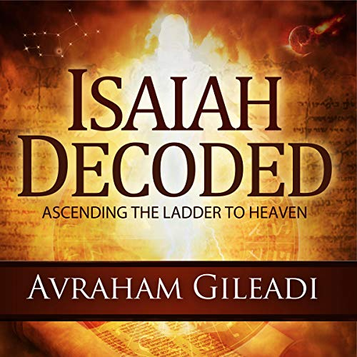 Isaiah Decoded audiobook cover art