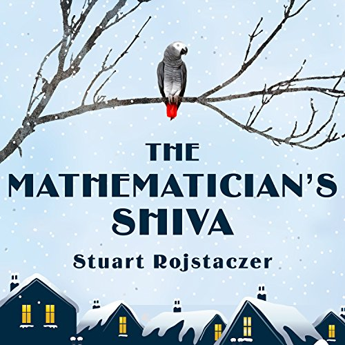 The Mathematician's Shiva audiobook cover art
