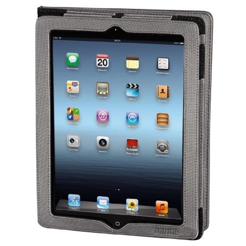 Hama Portfolio Arezzo für Apple iPad 2/3rd/4th Generation anthrazit