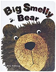 This precious book is about a bear that doesn't bathe and another bear finally convinces him to do so. He does and they become great friends. The first graders LOVED this book! Check this blog post for a STEM challenge!