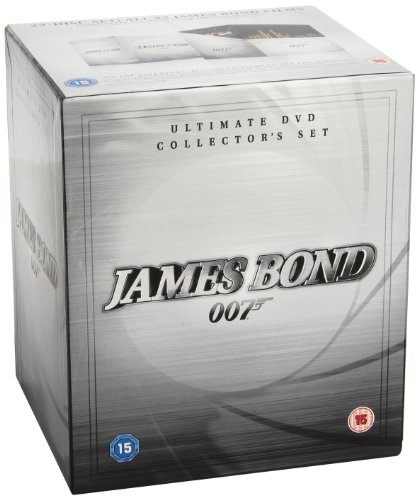 James Bond 007 Ultimate DVD Collector's Set [Edizione: Regno Unito]