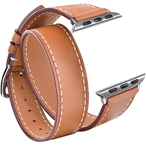 V-Moro Leather Strap for Apple Watch