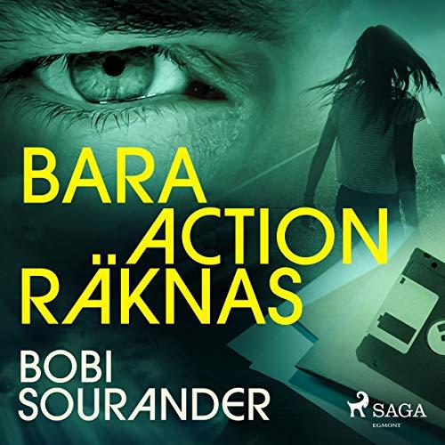 Bara action räknas audiobook cover art