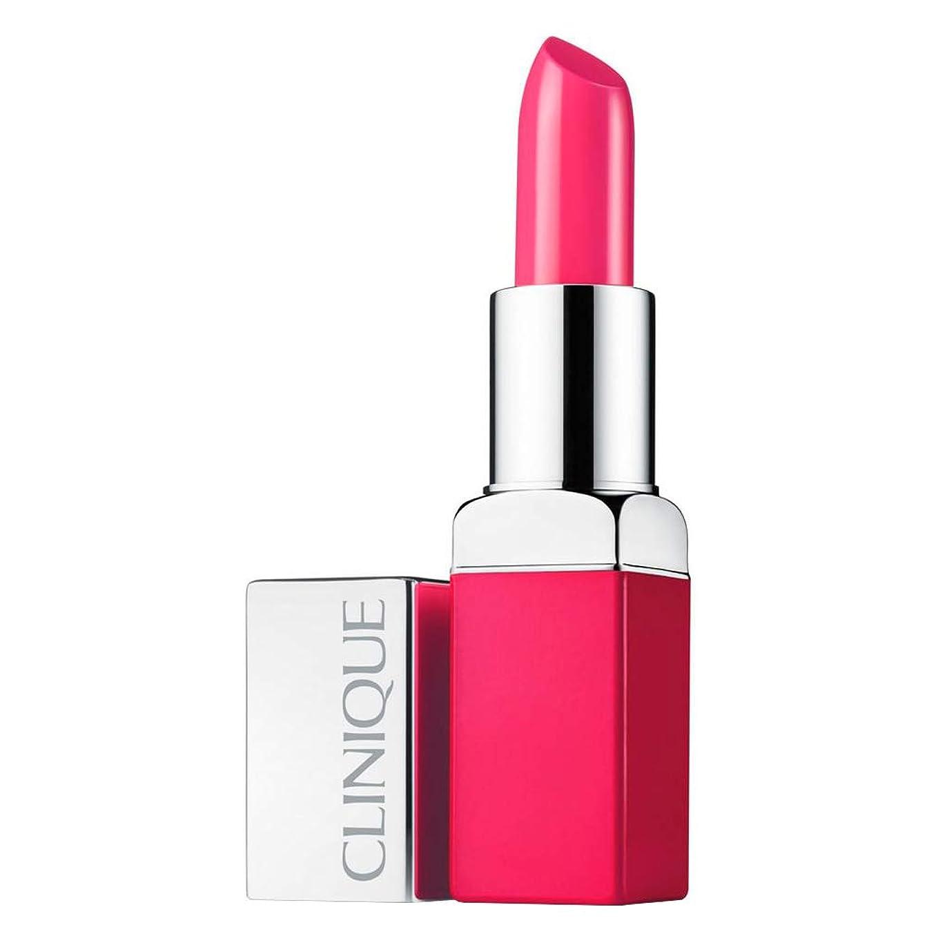 崖不正直観光に行くクリニーク Clinique Pop Lip Colour + Primer - # 22 Kiss Pop 3.9g/0.13oz並行輸入品
