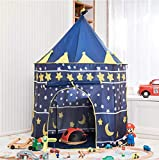 Tienda de campaña para niños, Interior al Aire Libre, casa de Juegos para niños, Príncipe, Tienda de campaña Plegable portátil, Bolas de Juguete, Piscina, Mejores Regalos para niños