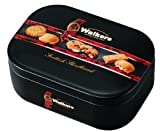 Walkers Shortbread Assorted Shortbread 'Keepsake' Tin 130g 2er Pack (2 x 130 g)