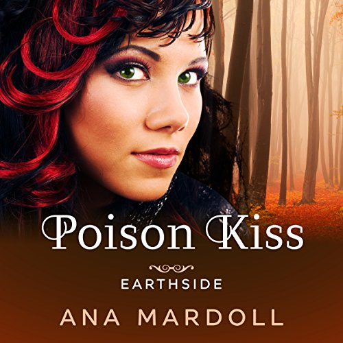 Poison Kiss audiobook cover art