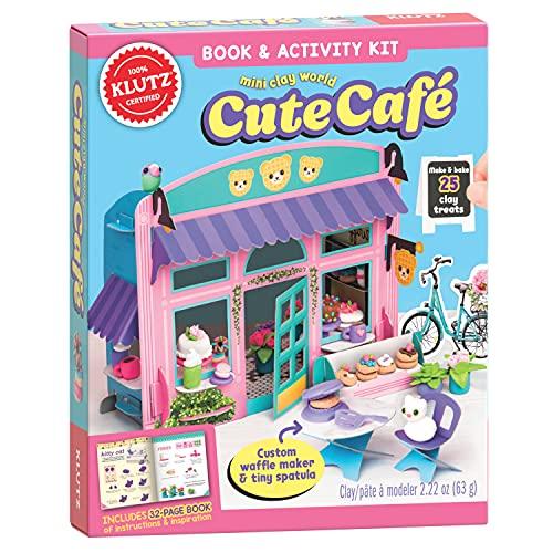Klutz Mini Clay World Cute Café Craft Kit