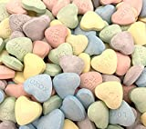 Sunny Island Wonka Sweetarts Tangy Heart Shaped Candy, Hard Candy Bulk - 2 Pound Bag