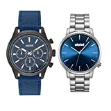 Kenneth Cole Unlisted Men's Two Watches Gift Set