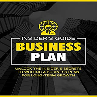 Business Plan cover art
