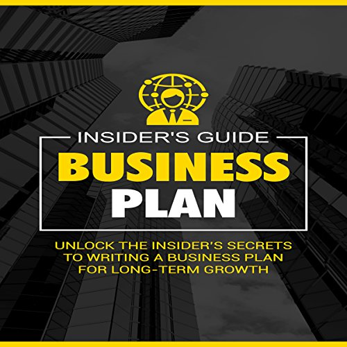 Business Plan audiobook cover art