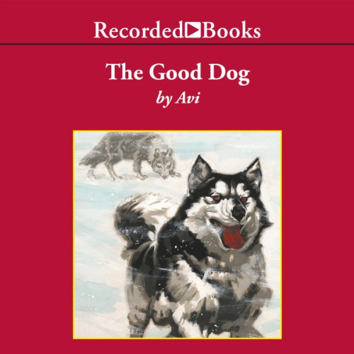 The Good Dog audiobook cover art
