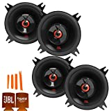 JBL 2-Pairs CLUB-422FAM 4' Two-Way car Audio Speaker (No Grill)