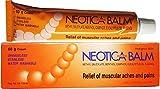 3xNeotica Balm Analgesic Cream Relief Muscular Pain Aches Cramps & Sport Injury (60 G.)