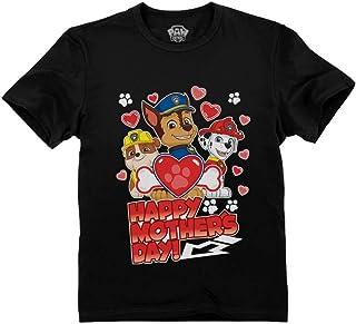 Nickelodeon Paw Patrol Happy Mother's Day Toddler Kids T-Shirt
