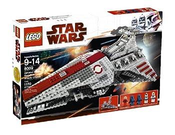 LEGO Star Wars Venator-class Republic Attack Cruiser  8039   Discontinued by manufacturer
