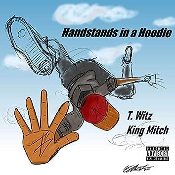 Handstands in a Hoodie