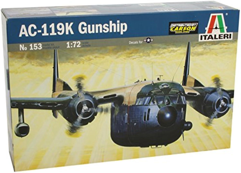 Italeri 510000153 - 1 72 AC-119K Gunship Modellflugzeug