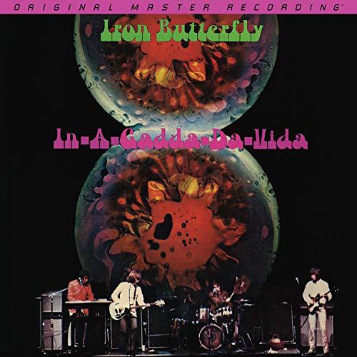In-a-Gadda-Da-Vida [Vinyl LP]