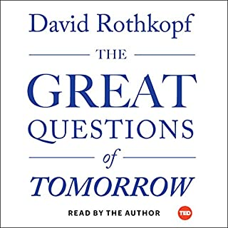 The Great Questions of Tomorrow audiobook cover art
