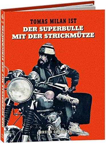 Der Superbulle mit der Strickmütze - Squadra antiscippo - Mediabook - Cover D - Limited Edition [Blu-ray]