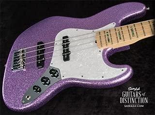Best fender jazz bass purple Reviews
