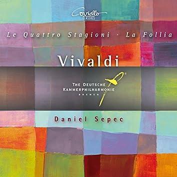 Vivaldi: The Four Seasons - La follia, Op. 1