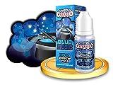Außergewöhnliches E Liquid wie aus den USA !!! DAS Geschmackserlebnis für alle Dampfer'BLUE MAGIC' Liquid E-Liquid für E Zigarette Flavourtec American Stars ohne Nikotin 00 mg