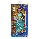 Disney Aladdin – Poupee Electronique - Princesse Disney Jasmine Musicale – 27 cm