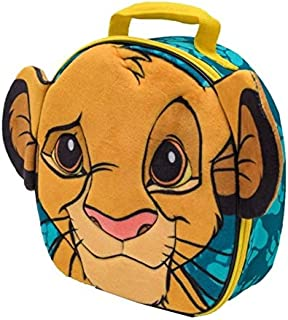 Lion King 3-D Shaped Lunch Box Bag