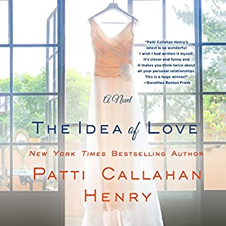 The Idea of Love audiobook cover art