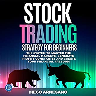 Stock Trading Strategy for Beginners audiobook cover art