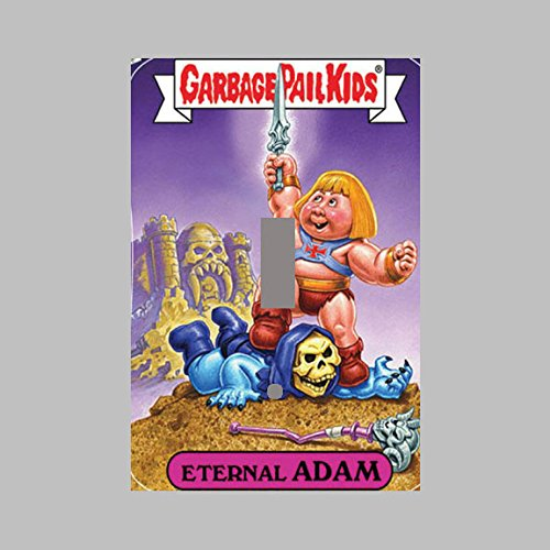 GARBAGE PAIL KIDS- SINGLE Light Switch Plate / Cover