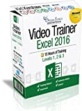 Excel 2016 Training Videos – 15 Hours of Excel 2016 training for Microsoft Office: Specialist, Expert and Master, and Microsoft Certified Trainer (MCT), Kirt Kershaw