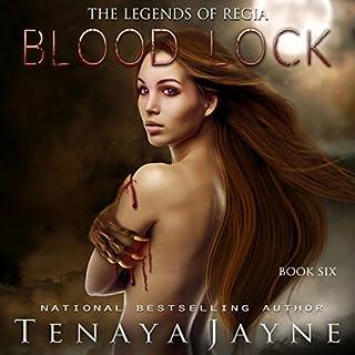 Blood Lock audiobook cover art