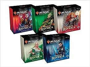 MTG: Guilds of Ravnica Prerelease Pack All 5 Guild Colors