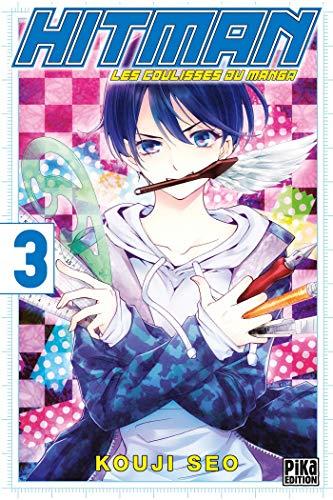 Hitman - les Coulisses du Manga Edition simple Tome 3