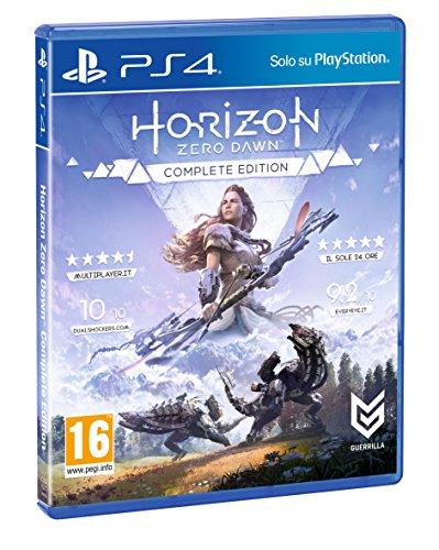 Giochi per Console Sony Entertainment Horizon Zero Dawn Complete Edition