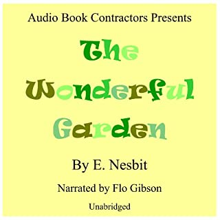 The Wonderful Garden audiobook cover art