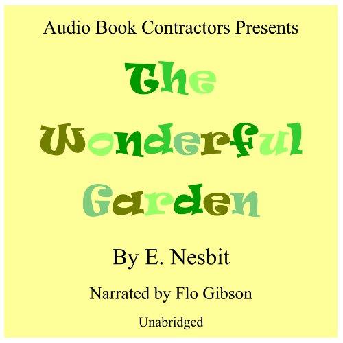 The Wonderful Garden cover art