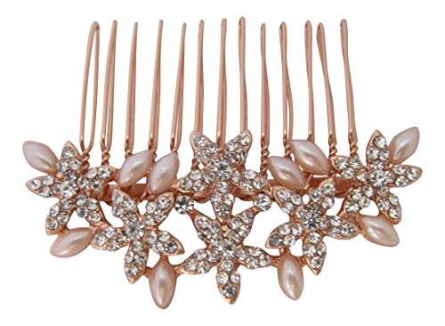 Pick A Gem mariage Accessoires cheveux Diamante Perle multi Star Peigne à cheveux mariage demoiselle d'honneur Mère de la Mariée