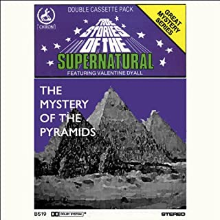 The Mystery of the Pyramids (Dramatised) cover art