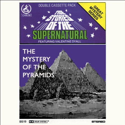 The Mystery of the Pyramids (Dramatised) audiobook cover art