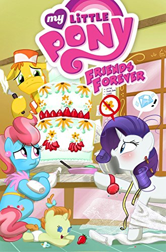 My Little Pony: Friends Forever Vol. 5 (Comic)