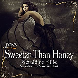 Sweeter than Honey audiobook cover art